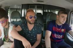 """Mihai Bendeac și colegii săi au schimbat peste 600 de ținute în timpul filmărilor la """"Băieţi de oraş"""""""