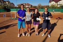 Laurenţiu Ionescu şi Andreea Avram, învingători la Exclusiv NEWS Tenis Cup 2017 în circuitul RTP