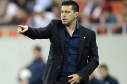 Cosmin Contra este noul antrenor al echipei naţionale de fotbal a României