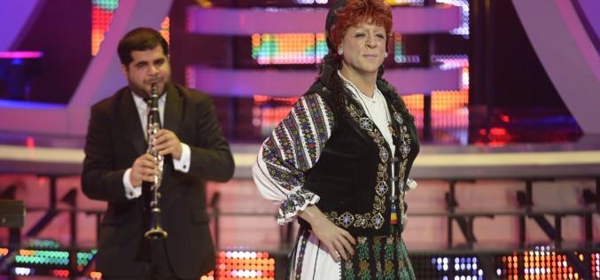 CRBL îmbracă un costum popular din lada de zeste a Ozanei Barabancea