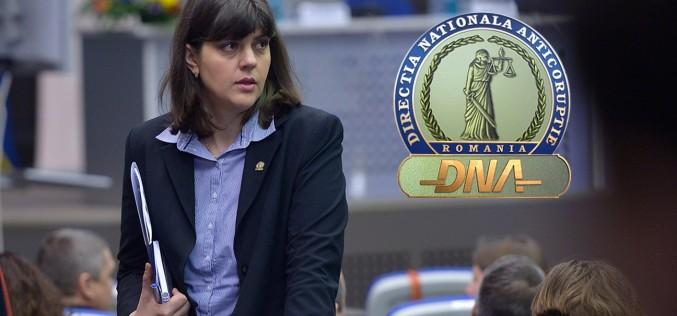 Laura Codruţa Kovesi, pusă sub acuzare pentru luare de mită şi abuz în serviciu
