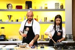"""Giani Kiriță găteşte alături de fiica sa în noul sezon ,,Chefi la cuțite"""""""