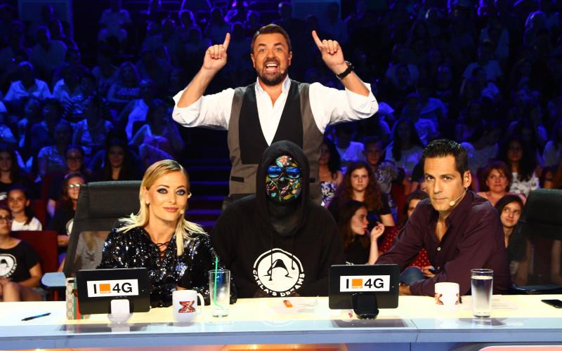 Delia, Carla's Dreams, Horia Brenciu şi Ştefan Bănică jr, pregătiți de un nou sezon de emoții la X Factor
