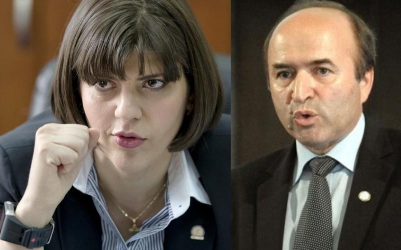 Kovesi, atac la Ministrul Justiţiei. Tudorel Toader va fi anchetat de Inspecţia Judiciară