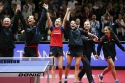 România a devenit Regina Europei la tenis de masă în proba feminină!