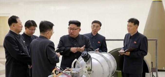 Cutremur puternic de 6.3 grade Richter din cauza unui test nuclear efectuat de Coreea de Nord