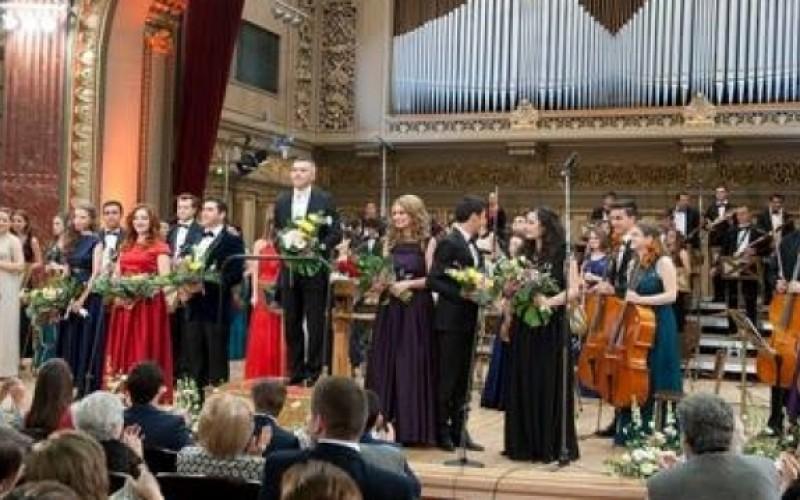 TVR 3 transmite Concertul Regal caritabil de la Ateneul Român, organizat în cinstea Regelui Mihai I
