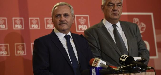 Cutremur în PSD. Mihai Tudose i-a cerut demisia lui Liviu Dragnea de la şefia PSD!!!