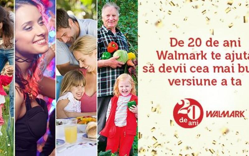 Compania Walmark a împlinit 20 de ani de activitate în România
