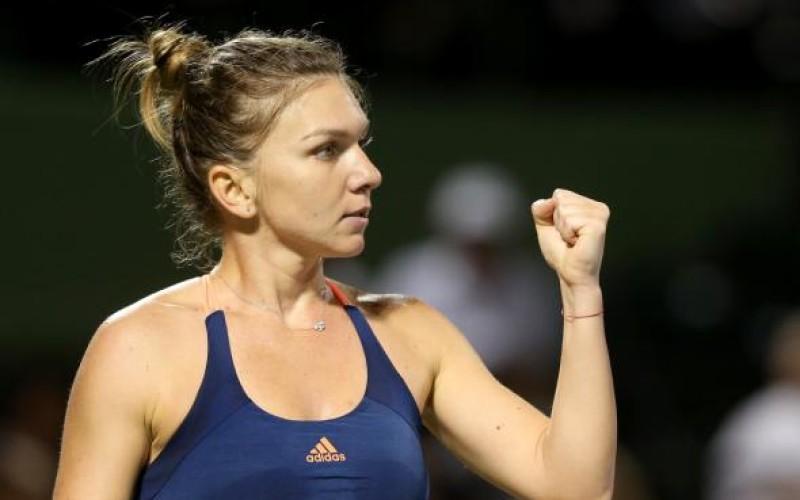 Simona Halep a bătut-o pe Ostapenko şi a devenit numărul unu mondial!!!