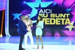 "Ion Dichiseanu vine cu fiica sa, Ioana, la ""Aici eu sunt vedeta"""