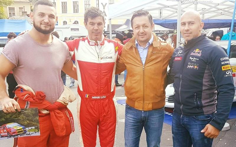 """""""Fiorosii """"din MMA în duel cu caii putere la Trofeul Opel!"""
