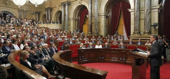Parlamentul Cataluniei a votat pentru independenţa provinciei