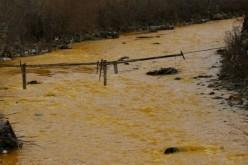 O nouă deversare cu steril toxic la un iaz de decantare de la Baia Mare