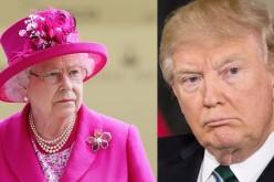 Trump primeşte o lovitură devastatoare. Preşedintele SUA nu va fi primit de Regina Angliei!!