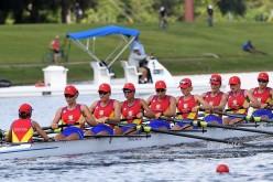 România a îngenuncheat America la ea acasă.  Aur la Mondialele de canotaj în proba regină de 8 plus 1!