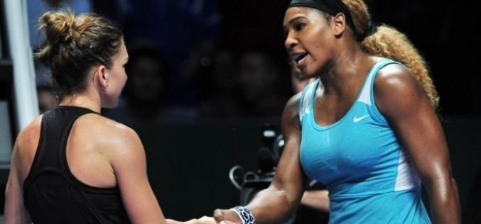 Serena Williams, mesaj fabulos pentru Simona Halep!