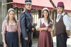 """Serialul """"Patria mea esti tu!"""", difuzat de Kanal D, are peste un milion de fani"""
