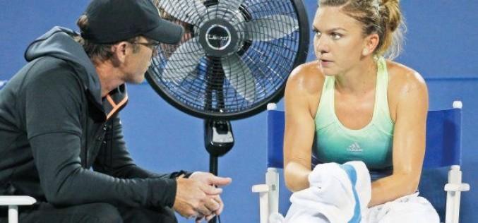 Simona Halep râmâne fără antrenor. Motivul pentru care Darren Cahill se desparte de româncă!