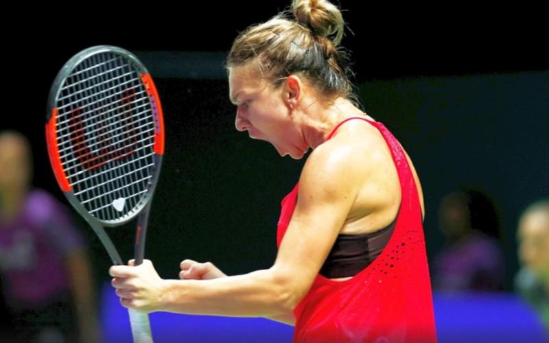 Simona Halep, victorie fabuloasă la Turneul Campioanelor de la Singapore