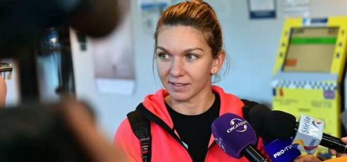 Simona Halep, declaraţii fabuloase la revenirea în ţară de la Turneul Campioanelor