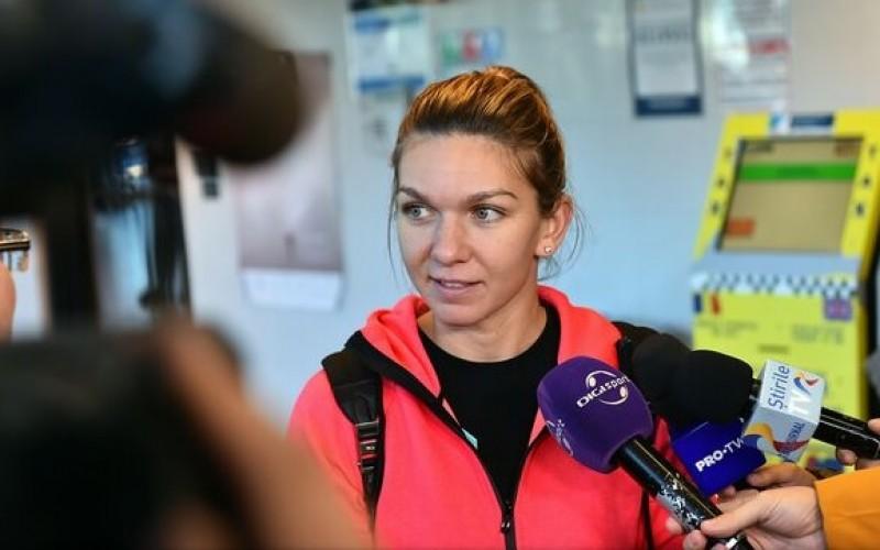 Simona Halep, declaraţii dure: Se inventează foarte multe poveşti şi despre viaţa mea personală!