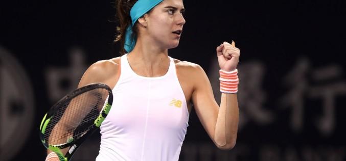 Sorana Cîrstea, victorie mare în prima zi din 2018, la turneul de tenis de la Brisbane