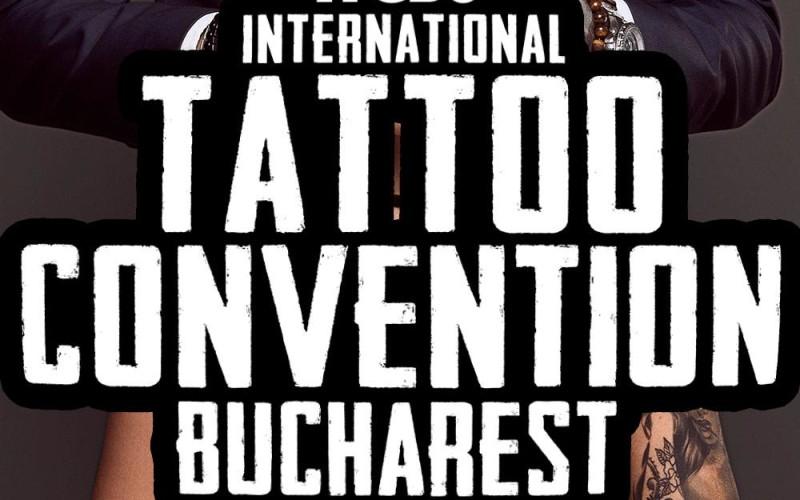 Regii Tatuajelor se reunesc la Convenţia Internaţională de la București