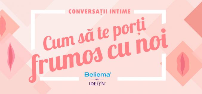 Conversații intime, by Beliema de la Idelyn!
