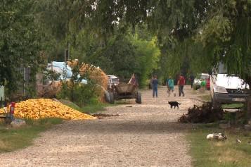 Povestea celui mai înghesuit sat din România, spusă la TVR 1 în cadrul emisunii Dosar România