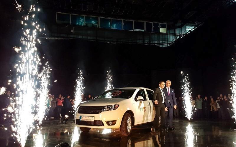 Oliver Anghel a câştigat 20.400 lei şi un autoturism la show-ul  Câştigă România!