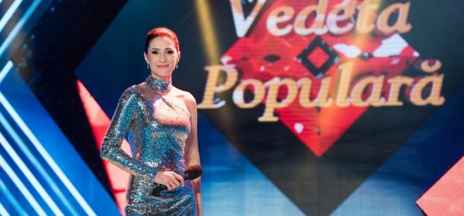 Emoţii pentru alţi şase concurenţi la show-ul TVR, Vedeta populară