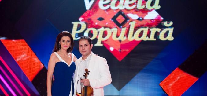 Alexandru Mica, fost ambasador al României în Coreea de Nord, cântă la Vedeta populară