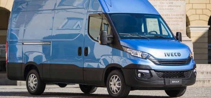 Ai nevoie de transport rapid pe distante mici sau mari? Gama de autoutilitare Iveco Daily este alegerea inteleapta