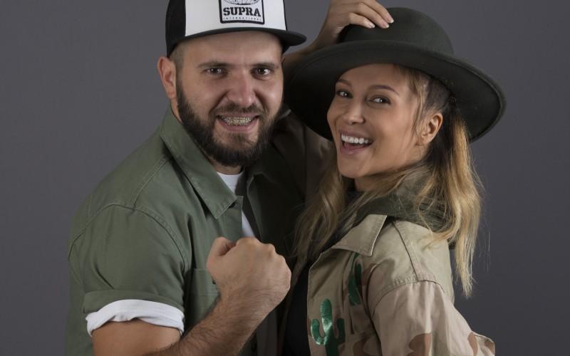 Lora şi iubitul ei, Ionuţ Ghenu, pornesc în aventura Asia Express de la Antena 1