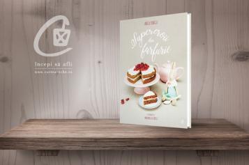"""Prinţesa Polonic lansează cartea de reţete intitulată """"Supereroii din farfurie""""!"""