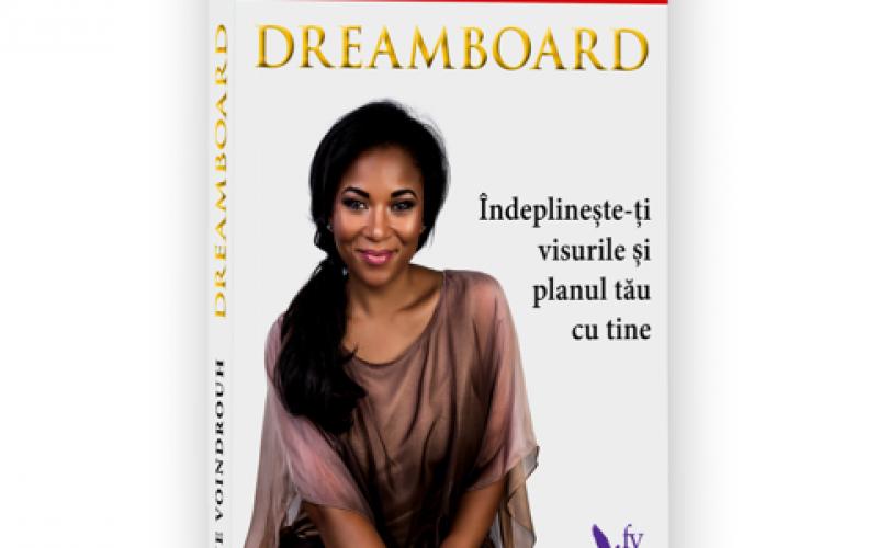 Nadine îşi lansează la Târgul Gaudeamus, cartea scrisă de ea despre dezvoltarea personală