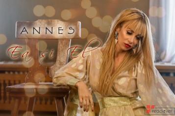 Annes îşi cântă povestea de dragoste în noul single – VIDEO