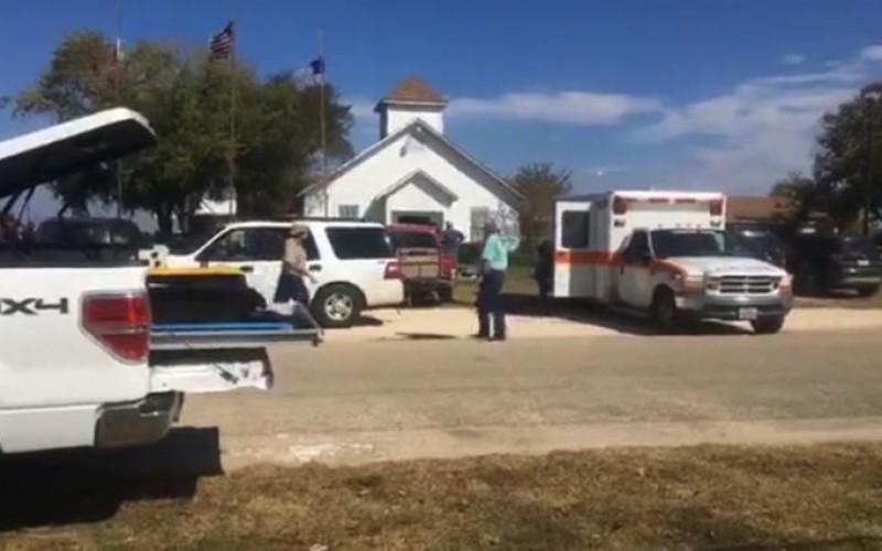 Măcel într-o biserică din Texas. Un bărbat a ucis cel puţin 27 de persoane!