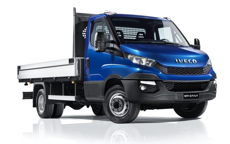 Transportul de marfuri sau persoane are o eficienta mai mare cu noile autoutilitare Iveco