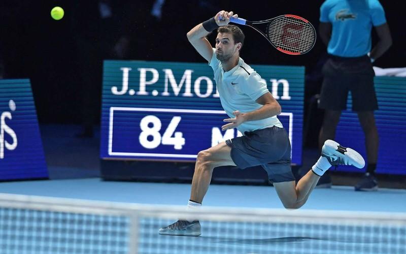 Grigor Dimitrov, victorie uriaşă la Londra. A cucerit în premieră Turneul Campionilor!
