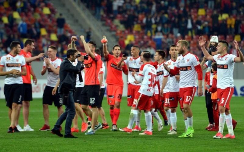 Zece ani de la ultimul titlu | Dinamo Bucureşti, încă un an fără titlu în Liga I?!