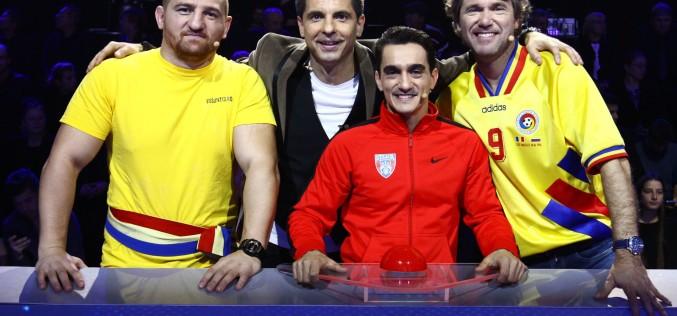 Răducioiu, Drăgulescu și Moroșanu, primii concurenți la Guess My Age