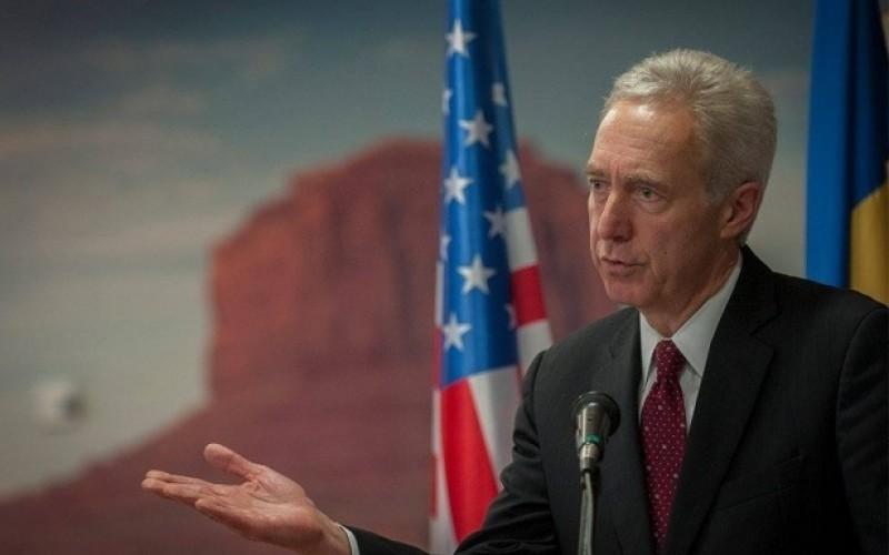 Se cere expulzarea Ambasadorului SUA, după ordinul dat de SUA, României. Iată cine are curajul să facă această solicitare