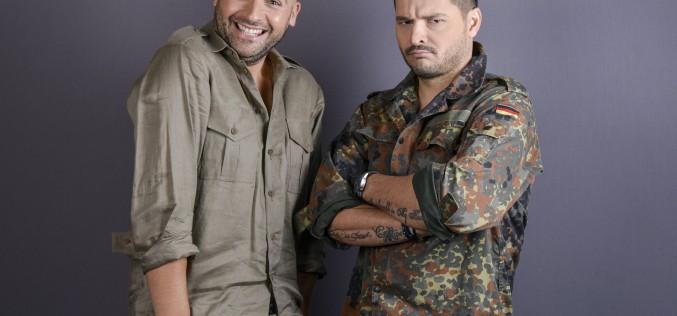 Liviu Vârciu şi Andrei Ştefănescu dau viaţa de familie pe aventura vieţii, la Asia Express