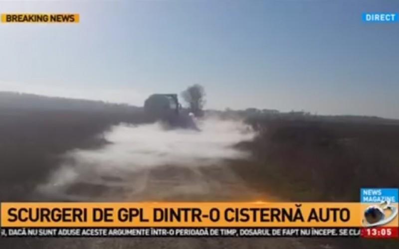 Pericol de explozie la Galaţi. Peste 500 de persoane au fost evacuate de urgenţă!