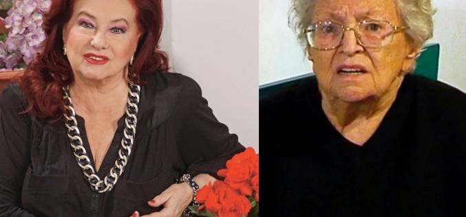 Draga Olteanu Matei despre Stela Popescu: A plecat ca o cometă și ne-a lăsat cu gura căscată!
