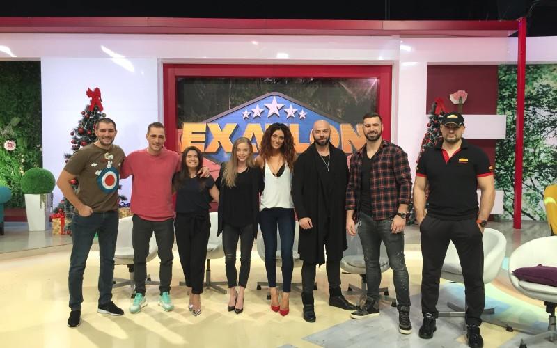 Show-ul revoluţionar EXATLON, începe în 7 ianuarie la Kanal D