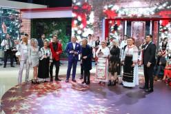 Show total de Revelion. Vedetele Kanal D intră în personajelor celebre