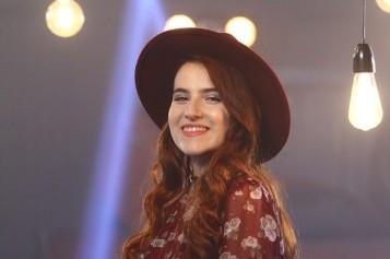 Teodora Sava, discipola Deliei în galele  LIVE X Factor:  Nu rezist o zi fără să cânt ceva